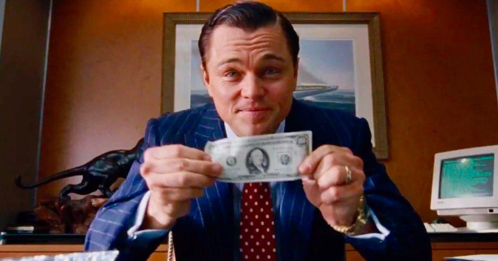 De 30 beste films over geld verdienen
