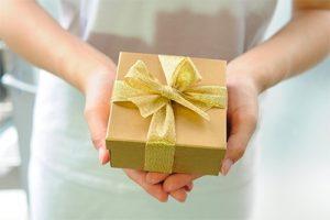 Besparen op cadeaus