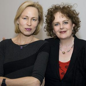 Erica Verdegaal en Marieke Henselmans