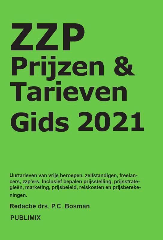 ZZP prijzen & tarieven gids