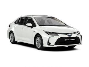 Toyota Corolla Sedan Hybrid Active private lease