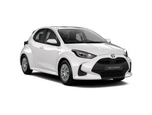 Toyota Yaris Hybrid Comfort private lease
