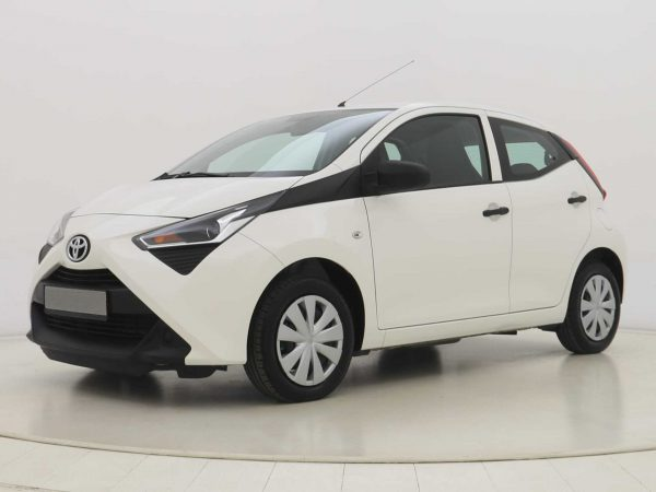 Toyota Aygo 1.0 Vvt-I X private lease