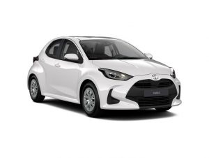 Toyota Yaris 1.0 Active private lease